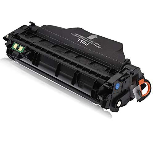 YCYZ Modelo Q7553A Reemplazo de Cartucho de tóner Compatible para HP Laserjet M2727 P2011 P2012 P2013 P2014 P2015 Impresora láser, 3000 páginas, Negro