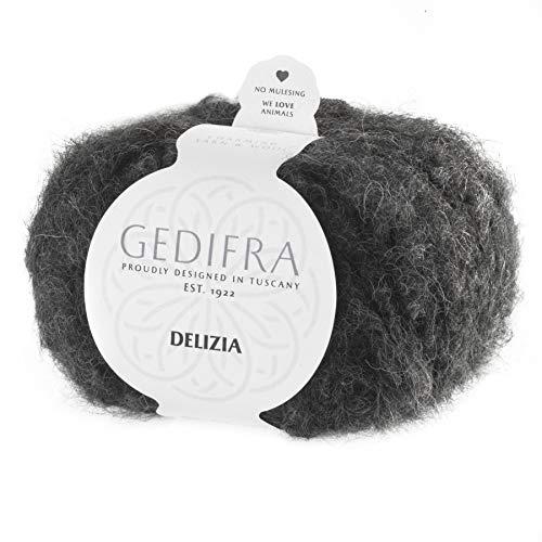 Gedifra Delizia 9810023-01603 - Hilo para tejer (lana de alpaca)