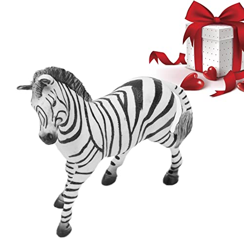 RUIRUIY Zebra Modelle, Zebra Figuren...