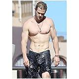 linshel Poster und Drucke Chris Hemsworth Schauspieler Star