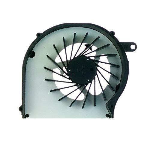 HP Ventilador 606603-001 Compatible Compaq G G62-A10EP   G62-A16SL   G62-B10SP   G62-B90SP Compaq Presario G62 y Part Number 606013-001   606603-001   612355-001