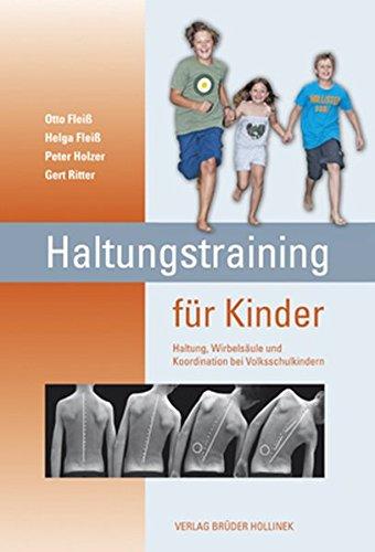 Haltungstrainig für Kinder: Haltung, Wirbelsäule und Koordination bei Volkschulkindern