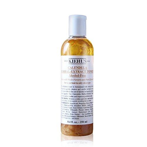 Kiehl's Tonico alla Calendula con estratto di erbe senza alcol - Taglia media 8.4oz (250ml)