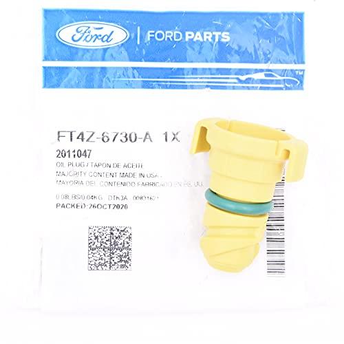 reilfastprts Oil Drain Plug FT4Z-6730-A - F150 F250 F350 F450 Mustang...