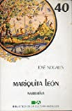 MARIQUITA LEÓN. Prólogo de Ángel Manuel Rodríguez Castillo.