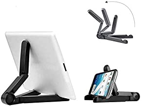 DEVICE OF URBAN INFOTECH Multi-Angle Portable & Universal Stand for E-Learning, Adjustable Tablet Holder, Compatible with ...