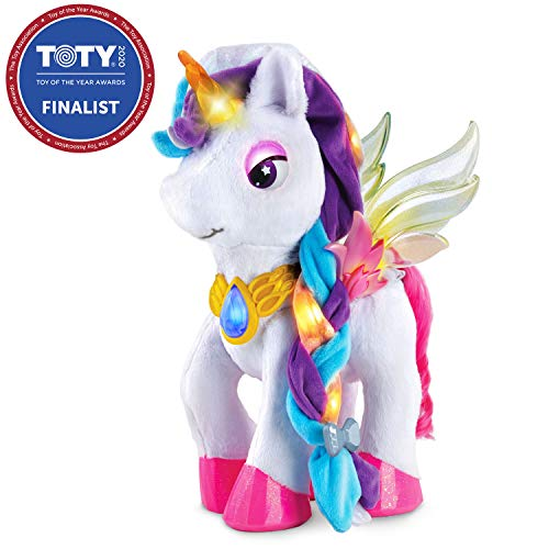 Myla the Magical Unicorn, Great Gift For Kids, Toddlers, Toy for Boys and Girls, Ages 4, 5, 6, 7, 8 -  VTech, 80-182500