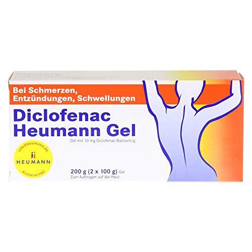 DICLOFENAC Heumann Gel 200 g