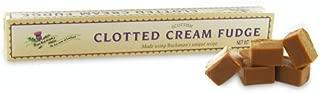 Buchanans Clotted Cream Fudge - 4oz