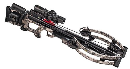 Tenpoint Stealth NXT Crossbow Package with Rangemaster Pro Scope, Quiver, Arrows, and ACUdraw (CB18019-3812), Camo