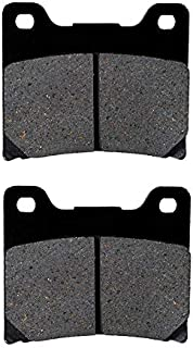Motorcycle Front And Rear Brake Pads For Yamaha Fj600 Fj 600 1984-1985 Fzr600 Fzr 600 1989 (1 Pair)