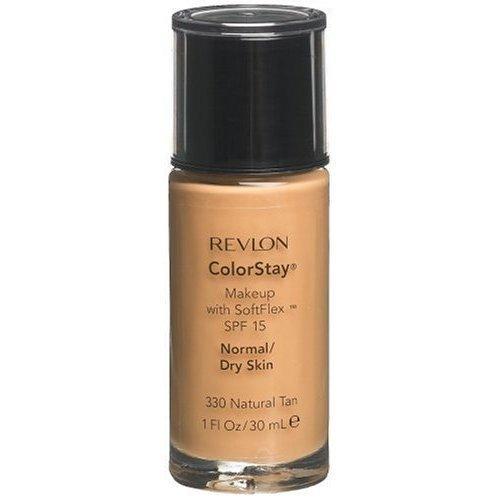 Revlon ColorStay Base con Softflex normal/dry skin 330Natural Tan