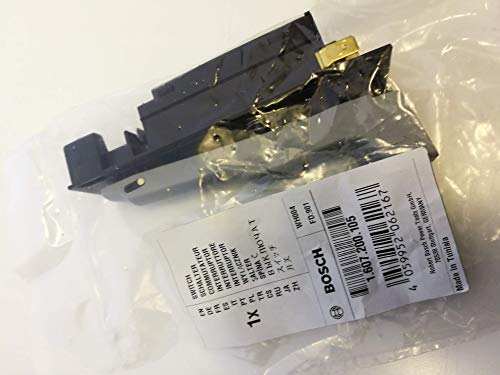 Bosch Schalter 1607200105 zu Winkelschleifer GWS PWS GNS BWS DC230