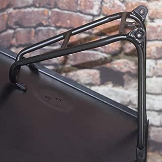 Rear Rack Mini Luggage Shelf for Brompton Black Edition Lightweight Q-Rack-BL