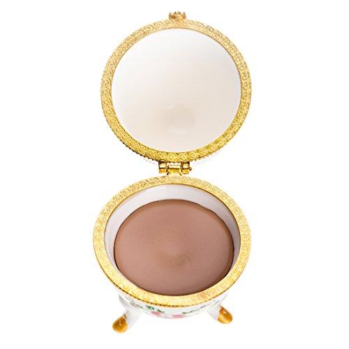 DAI IMPERIAL COSMETICS Maquillaje Corrector de Polvos de Perla - Ilumina, Hidrata, Cubre las Manchas y Disimula los Defectos - Efecto Piel de Porcelana – Tono Oscuro - Cosmética Natural – 28 gr.