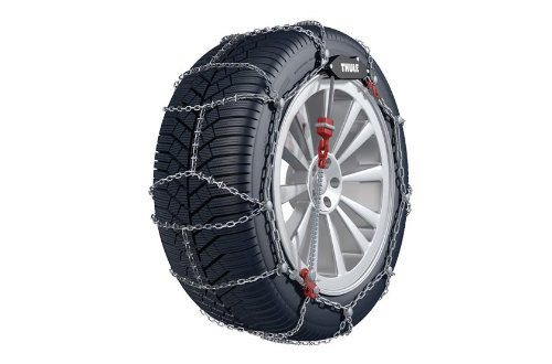 Thule CL-10 Snow Chains 10 mm, even Spanner Size 44