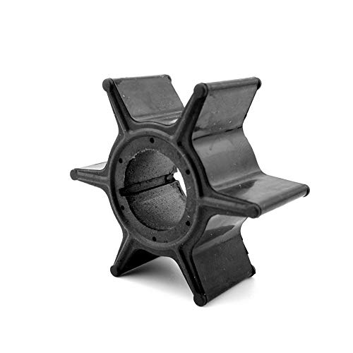 WINGOGO Water Pump Impeller 47-16154-2 Replacement for Mercury Mariner 40HP 50HP and Nissan Tohatsu 30HP 40HP 50HP 2-Stroke Outboard Motor 18-8922