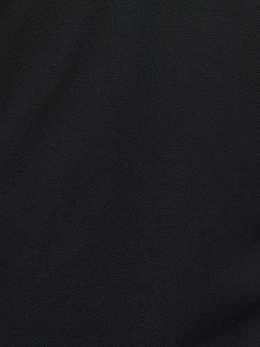 Lacoste Men's L1212-00 Original Short Sleeve Polo Shirt, Black, XL (Manufacture Size: 6)