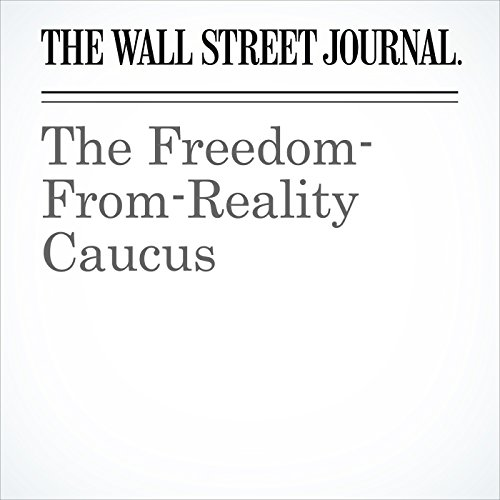 The Freedom-From-Reality Caucus copertina