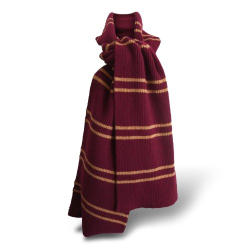 Harry Potter Original Gryffindor Wollschal vom Filmausstatter Lammwolle 190x23cm