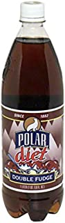 Polar Double Fudge 1 Liter Plastic Bottles - Pack of 12