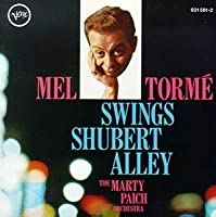 Swings Shubert Alley by Mel Torme (1984-07-28)
