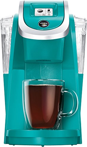 Keurig K250 2.0 Brewing System, Turquoise (Discontinued)