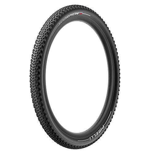 Pirelli Unisex– Erwachsene Scorpion MTB Hard Terrain Reifen, Black, 29x2.2 L