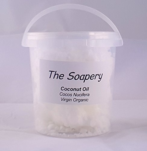Olio di cocco extravergine 1 kg, puro, RAW, organico, pressato a freddo.