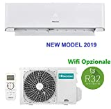 Hisense Split Inverter Climatiseur 9000 Btu en 2019 CA25YR01G R32 ++