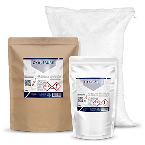 Oxalsäure 99,6%, Pulver | 1 Kg (1, 5, 25 Kg)