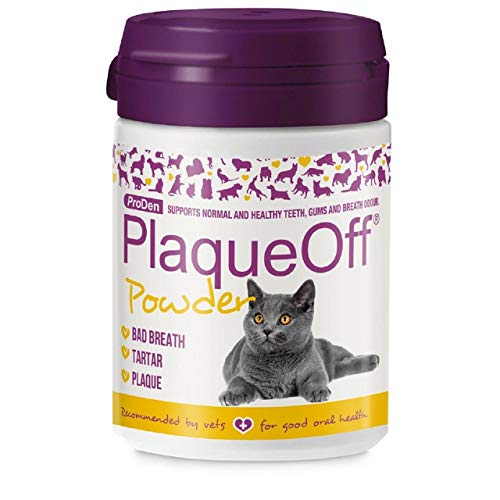 ProDen Plaque Off Cat Food Supplement, 40 g