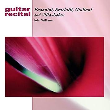 Guitar Recital