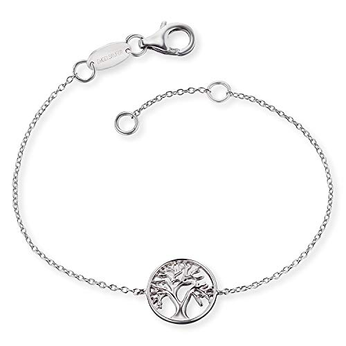 Engelsrufer Silber Damen-Armband Lebensbaum ERB-LILTREE