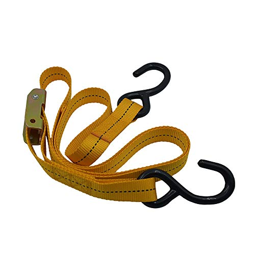 ZXLLNEUR Rope Elastic Band Tie Lashing Webbing Pull Tight Rope Slack for Motorcycle Bike S U V Autodak Cargo (Color : 1 PCS)