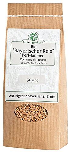 Chiemgaukorn Bio Perl-Emmer / Bayerischer Reis 500 g