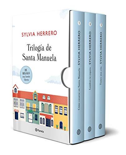 Estuche Santa Manuela (Cómo casarse en Santa Manuela + Londres te espera + Tienes una cita) ((Fuera de colección))