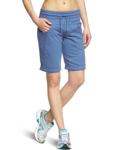 PUMA Damen Bermuda Sweat, Bijou Blue, XL, 819239 05