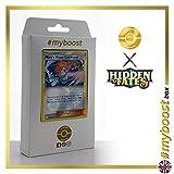 Misty's Water Command (Maîtrise Aquatique d'Ondine) 63/68 Holo Reverse - #myboost X Sun & Moon 11.5 Hidden Fates - Coffret de 10 Cartes Pokémon Aglaises