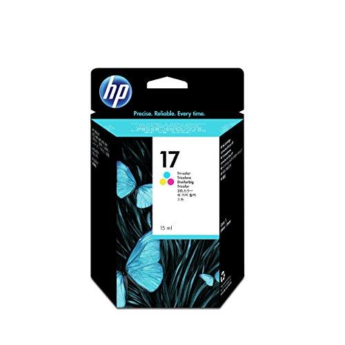 HP 17 kleuren originele inktcartridge voor HP Deskjet