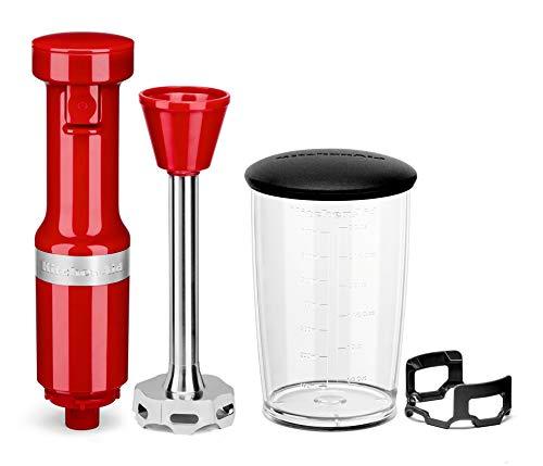 Mixer de Mão com Velocidade Variável KitchenAid Empire Red