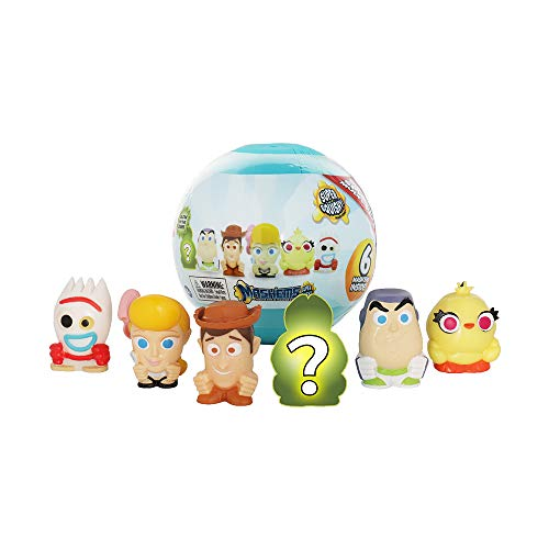 Basic Fun Official Mash'ems Super Sphere - Toy Story 4 Series 1 - Squishy Collectible Figures  6 Pack - Amazon Exclusive
