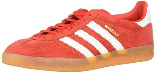 adidas Gazelle Indoor Schuhe Active red/FTWR White