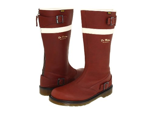 Best Price Dr Martens Steven Biker Boot Oxblood Winter White Greasy Softy T 4 Uk Apparel Order Now Dr Martens Women Boots Buy