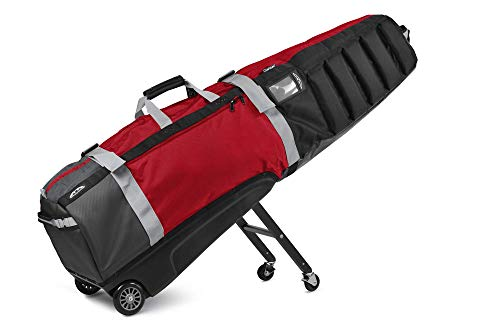 Sun Mountain Golf ClubGlider Meridian Club Cover Travel Bag (Red/Black)