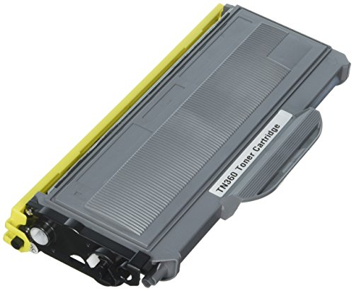 Office Planet Compatible Replacement For Brother TN360 Toner Cartridge, Brother TN330 High Yield Black (2,600 Yield) For Use With Brother DCP-7030, DCP-7040, HL-2140, HL-2170W, MFC-7340, MFC-7345N, MFC-7440N, MFC-7840W Printers