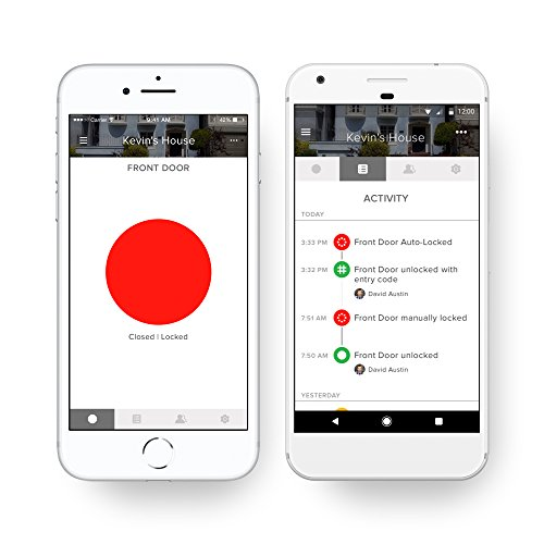 Smart Home Security! August Smart Lock Pro + Connect 3