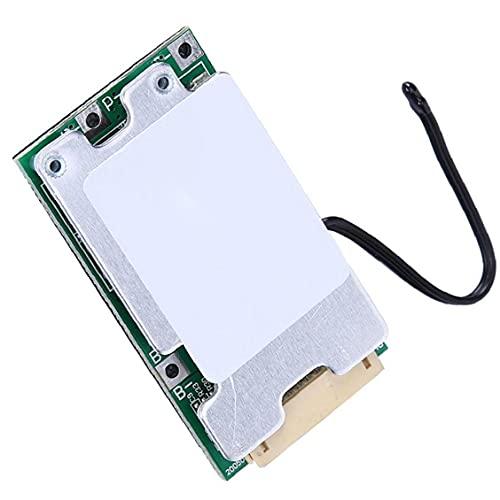 EElabper Tablero de protección de la batería 3.7V células ternarias de ión Litio OverArquy 10S 30A 36V BMS Módulo
