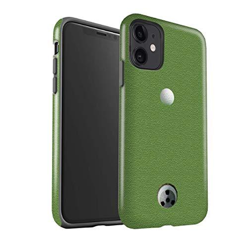 eSwish telefoonhoesje/Cover/Skin/IP-3DTBG / Golf Sportfancollectie Apple iPhone 11 Schoten