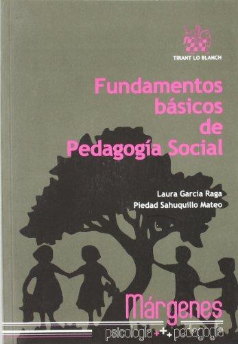 Fundamentos básicos de Pedagogía Social
